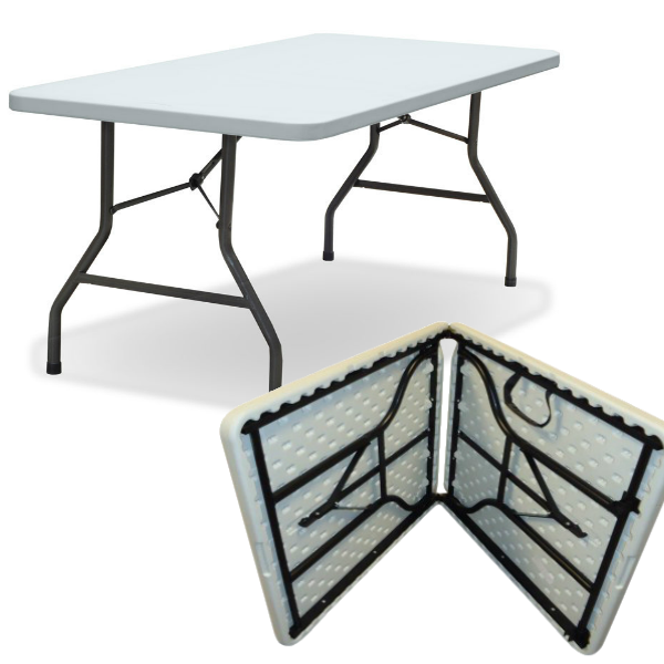 5ft x 2ft6 folding tables ed direct for 10 foot folding table