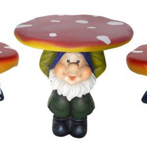 Gnome Bistro Set